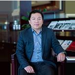 北京亚信数据有限公司副总裁沙云飞照片