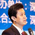 深圳国际电商研究院副院长杜江照片