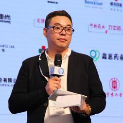 百洋健康网CMO廖光会照片
