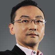腾讯公司副总裁丁珂照片