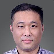 上海市经济和信息化委员会信息安全处副处长刘山泉照片