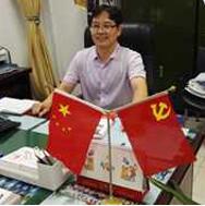 山东省东营市电子政务中心主任赵军照片