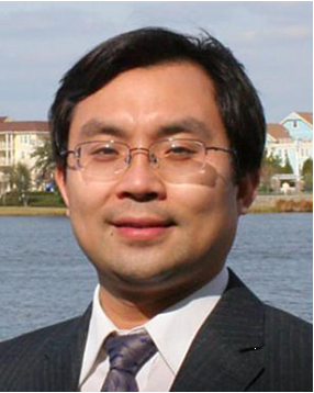 苏州大学电子信息学院教授陈新建照片