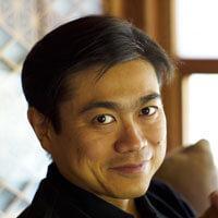 IT媒体实验室总监伊藤穰一照片