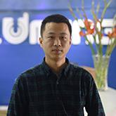 友盟数据平台负责人吴磊照片