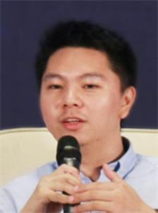 懒投资联合创始人陈裕殷照片