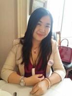 中华电子游戏协会副主席刘梦霏照片