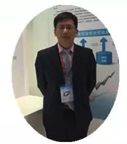 正泰电器股份有限公司信息总监郑鸿飞照片