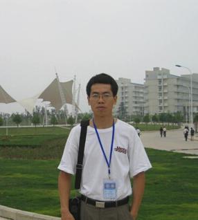 江南大学教授李光辉照片