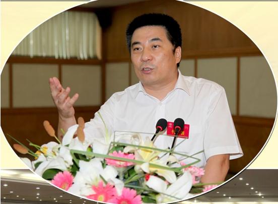 九鼎投资银行投资部总经理王钧照片