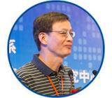 北大信息化与信息管理研究中心主任王益明照片
