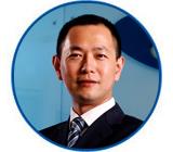 网宿科技副总裁刘洪涛照片