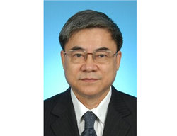 中国工程院院士、中国通信学会副理事长邬贺铨照片
