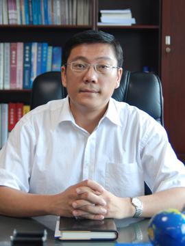 中国工商银行总行电子银行部副总经理陈昭旭照片