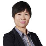 蓝港互动总裁廖明香照片