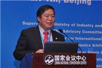 中国电信股份有限公司云计算分公司总经理王峰照片