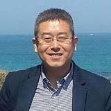 北京康力优蓝机器人科技有限公司创始人&总经理刘雪楠照片