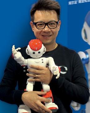 深圳市优必选科技有限公司首席技术官 周友军照片