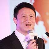 中国建设银行电子银行部总经理黄浩照片