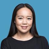 邑盟信息技术(上海)有限公司大中华区总经理杨娟照片