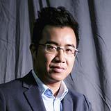 广东星辉天拓互动娱乐有限公司创始人&CEO黄挺照片
