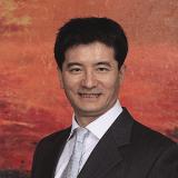 加拿大来桥大学上海复旦大学教授鲍勇剑照片