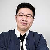 IN创始人黑羽(孙颖)照片