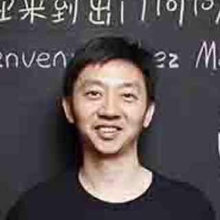 北京羽扇智信息科技有限公司創始人&CEO李志飛照片