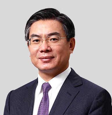 华为企业BG总裁阎力大照片
