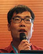 腾讯腾讯云高级产品经理刘永峰照片