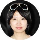 海智公司商业数据平台(BDP)产品首席解决方案架构师杨娟照片