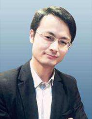 火速轻应用CEO赵九州照片