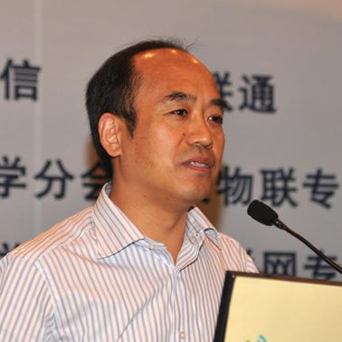 中国电信政企客户部总工程师万军照片