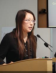 W3C中国区负责人李安琪照片
