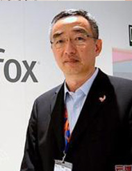 Mozilla中国区CEO宫力照片