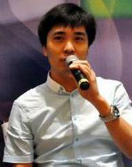 爱特米CEO郭海滨