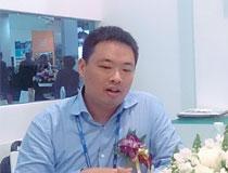 途牛网联合创始人兼总裁严海锋照片