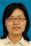 中国电信智慧家庭运营中心副总经理汪敏娟照片