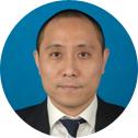 三胞集团执行副总裁花贵侃照片