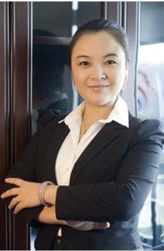 卓志供应链副总裁李金玲照片