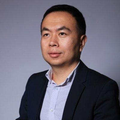 全球速卖通副总经理杨劭明照片