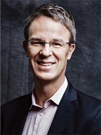 SAP全球高级副总裁柯曼 (Clas Neumann)照片