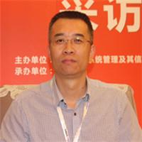 北京科东电力控制系统有限责任公司技术总监崔立忠照片