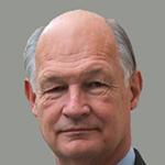 国际可持续系统研究中心主席James M. Lents照片