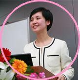 中国连锁经营协会特许经营委员会总干事苏霜照片