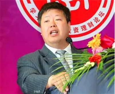金三环战略咨询公司董事长,著名战略咨询专家李记有照片