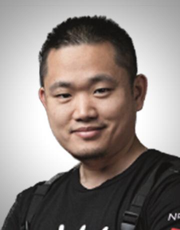 诺亦腾联合创始人&CEO刘昊扬照片