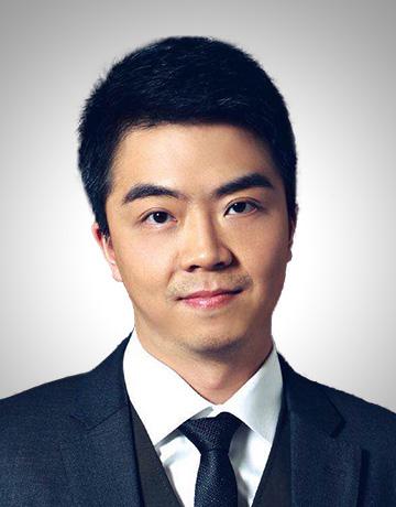 马展金融创始人兼CEO徐彬照片