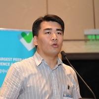 游戏蜗牛上海分公司总经理李嘉俊照片