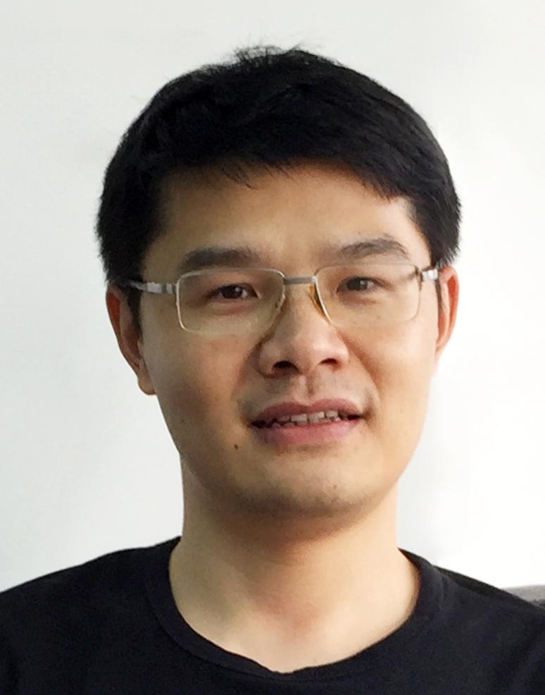 Uber深圳总经理罗岗照片